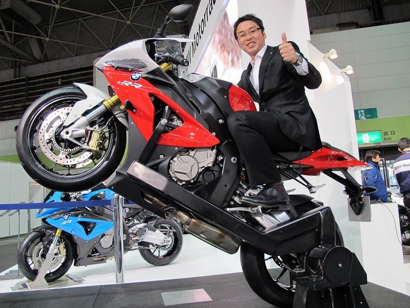 大阪モーターサイクルショー2012...